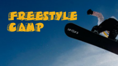 Freestyle CAMP / VERBIER CH